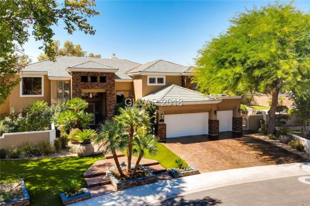 171 Springfield, Henderson, NV 89074 (MLS #2056547) :: The Snyder Group at Keller Williams Marketplace One