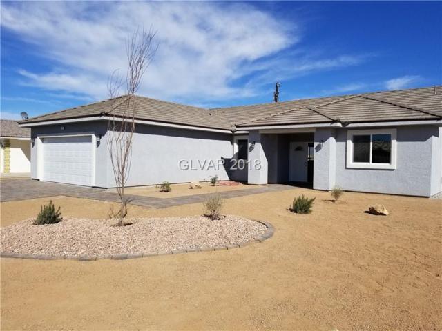 581 E Jaybird, Pahrump, NV 89048 (MLS #2056558) :: Five Doors Las Vegas