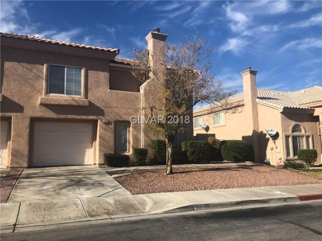 209 Boothbay, Henderson, NV 89074 (MLS #2056569) :: The Snyder Group at Keller Williams Marketplace One