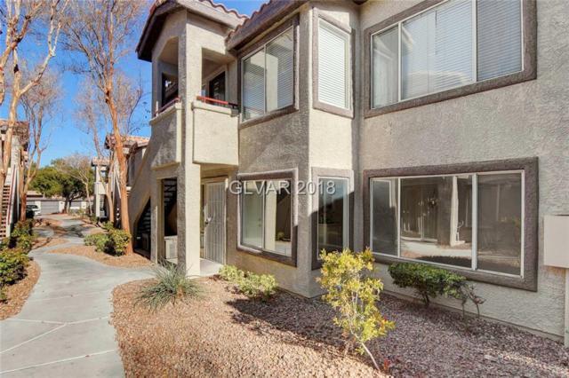 4955 Lindell #103, Las Vegas, NV 89118 (MLS #2056796) :: The Snyder Group at Keller Williams Marketplace One
