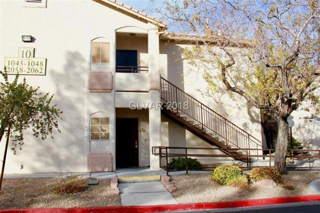 1830 Buffalo #1048, Las Vegas, NV 89128 (MLS #2056963) :: The Snyder Group at Keller Williams Marketplace One