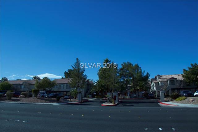 4955 Lindell #123, Las Vegas, NV 89118 (MLS #2056984) :: The Snyder Group at Keller Williams Marketplace One