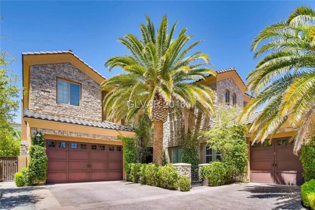 4136 Villa Rafael, Las Vegas, NV 89141 (MLS #2056995) :: The Snyder Group at Keller Williams Marketplace One