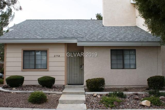 2758 Carnation N/A, Henderson, NV 89074 (MLS #2057072) :: The Snyder Group at Keller Williams Marketplace One