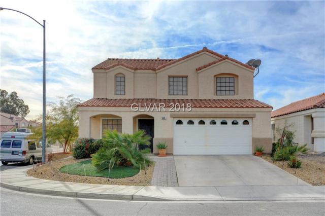 649 Moonlight Mesa, Henderson, NV 89011 (MLS #2057103) :: Vestuto Realty Group