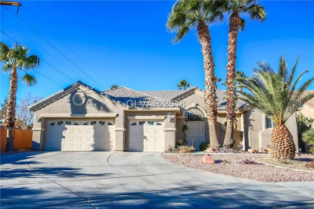 429 Norridgewock, Henderson, NV 89074 (MLS #2057137) :: The Snyder Group at Keller Williams Marketplace One