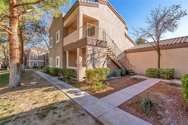 5250 Rainbow #2175, Las Vegas, NV 89118 (MLS #2057226) :: The Snyder Group at Keller Williams Marketplace One
