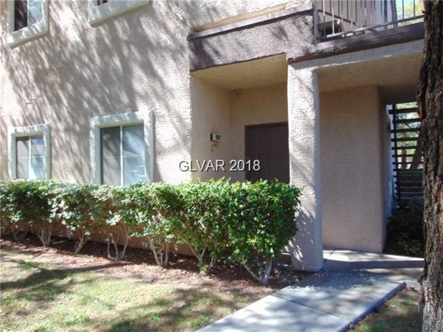 5250 Rainbow #1007, Las Vegas, NV 89118 (MLS #2057612) :: The Snyder Group at Keller Williams Marketplace One