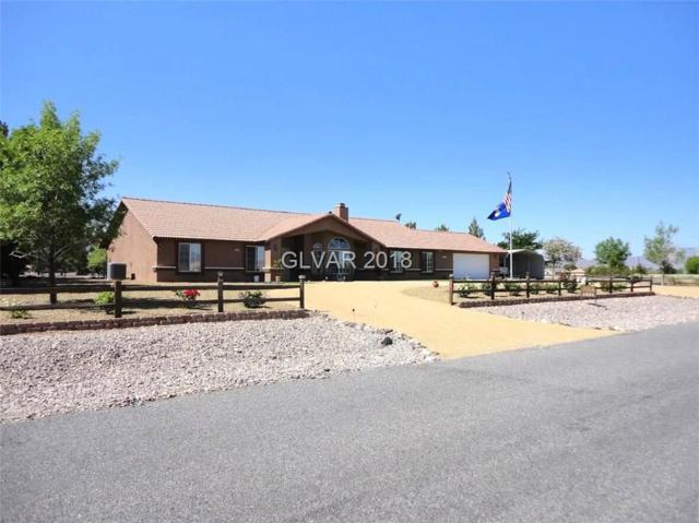 1531 W Moose, Pahrump, NV 89048 (MLS #2057673) :: Trish Nash Team