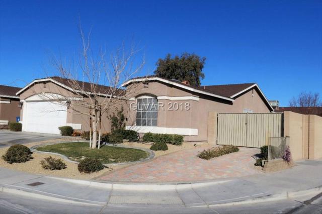 3896 Spruce Fern, Las Vegas, NV 89115 (MLS #2057766) :: ERA Brokers Consolidated / Sherman Group