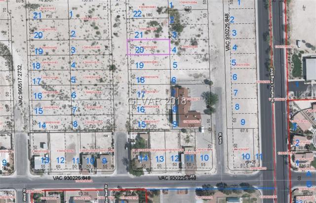 Wisteria, North Las Vegas, NV 89032 (MLS #2057805) :: Vestuto Realty Group