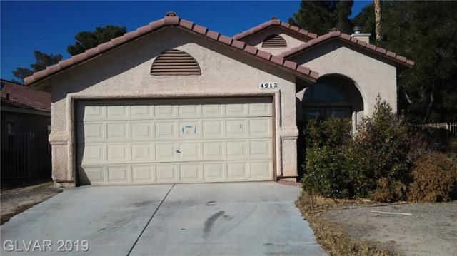 4913 Signal, Las Vegas, NV 89130 (MLS #2057832) :: The Snyder Group at Keller Williams Marketplace One