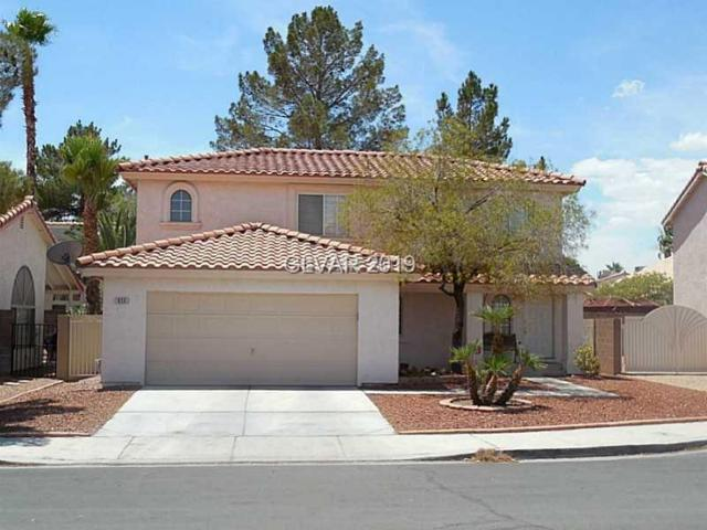 973 Flapjack, Henderson, NV 89014 (MLS #2057979) :: The Snyder Group at Keller Williams Marketplace One