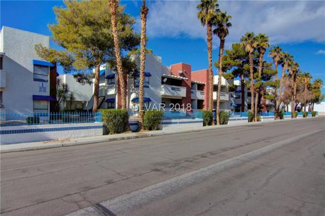2625 Red Rock #202, Las Vegas, NV 89146 (MLS #2057990) :: Vestuto Realty Group