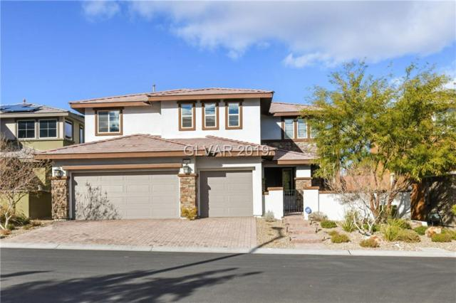 10524 Dove Meadow, Las Vegas, NV 89135 (MLS #2058178) :: The Snyder Group at Keller Williams Marketplace One