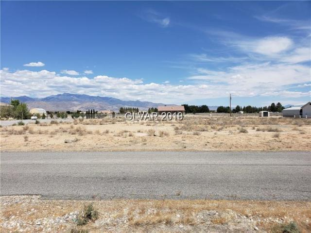 3831 S Rodeo, Pahrump, NV 89048 (MLS #2058196) :: Vestuto Realty Group