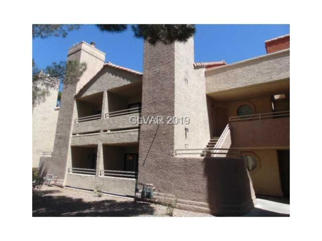 5022 S Rainbow Bl #203, Las Vegas, NV 89118 (MLS #2058226) :: The Snyder Group at Keller Williams Marketplace One
