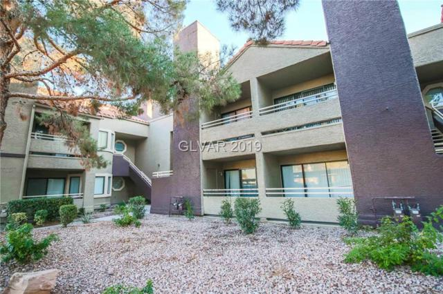 5048 S Rainbow Bl #203, Las Vegas, NV 89118 (MLS #2058229) :: The Snyder Group at Keller Williams Marketplace One
