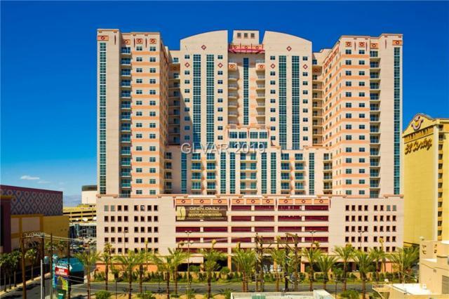 150 Las Vegas #1115, Las Vegas, NV 89101 (MLS #2058432) :: Sennes Squier Realty Group