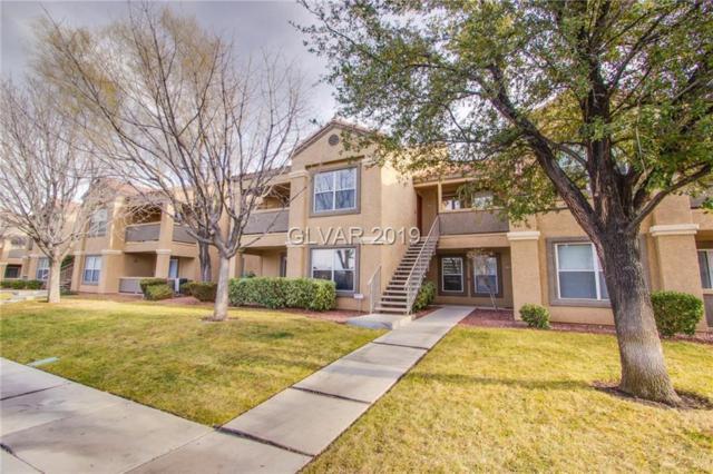 2300 Silverado Ranch #2135, Las Vegas, NV 89183 (MLS #2058627) :: Trish Nash Team
