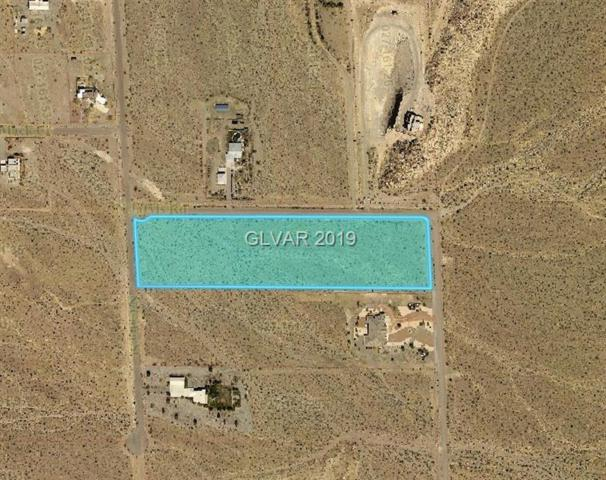 3720 N Corbin, Pahrump, NV 89048 (MLS #2058721) :: The Snyder Group at Keller Williams Marketplace One