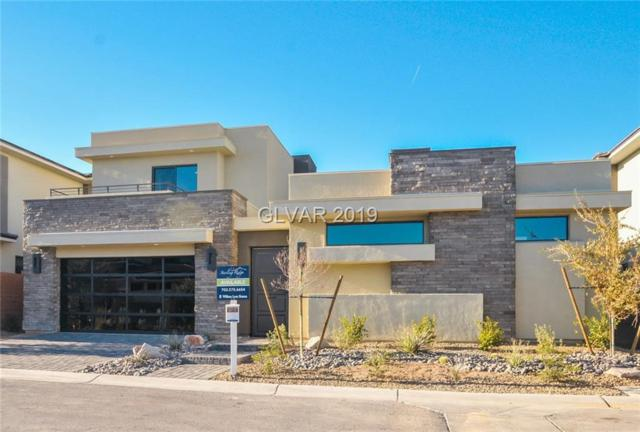 9 Moonfire, Las Vegas, NV 89135 (MLS #2058840) :: The Snyder Group at Keller Williams Marketplace One