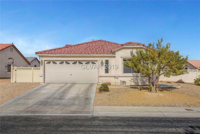 726 Turtleback, North Las Vegas, NV 89031 (MLS #2058995) :: Vestuto Realty Group