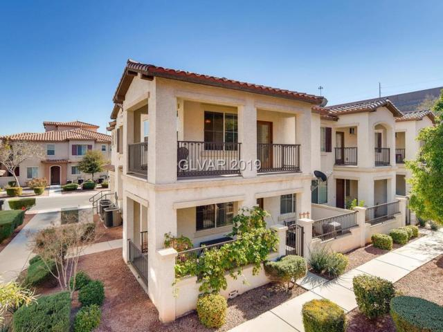 1525 Spiced Wine #11105, Henderson, NV 89074 (MLS #2058998) :: The Snyder Group at Keller Williams Marketplace One