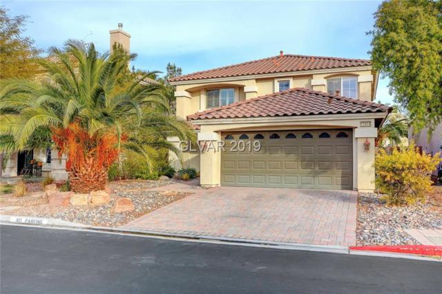 11014 Fishers Island, Las Vegas, NV 89141 (MLS #2059030) :: Nancy Li Realty Team - Chinatown Office