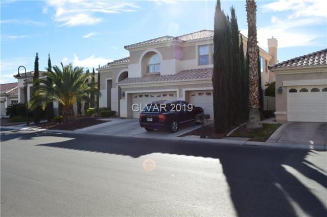 231 Arbour Garden, Las Vegas, NV 89148 (MLS #2059230) :: Vestuto Realty Group