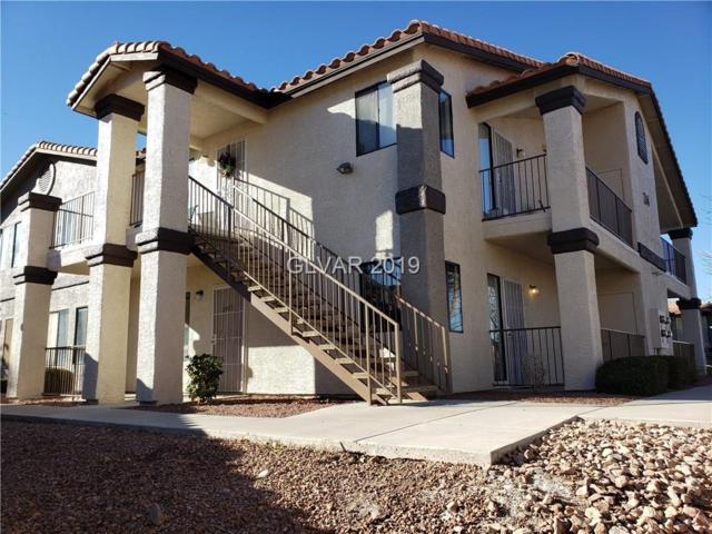 1575 Warm Springs #2411, Henderson, NV 89014 (MLS #2059239) :: The Snyder Group at Keller Williams Marketplace One