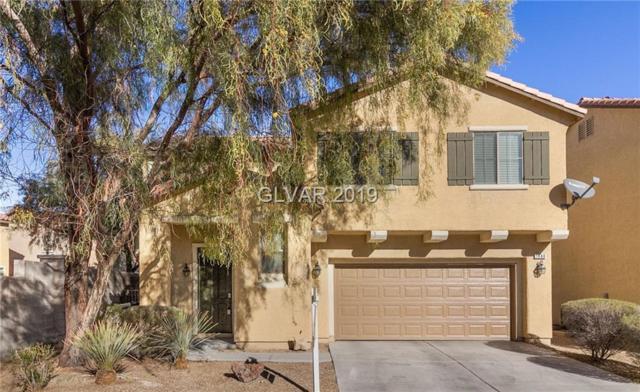 1848 Arrow Stone, North Las Vegas, NV 89031 (MLS #2059302) :: Vestuto Realty Group
