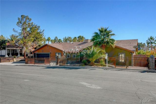 2909 La Mesa, Henderson, NV 89014 (MLS #2059446) :: Trish Nash Team