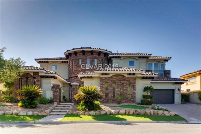 12 Via Potenza, Henderson, NV 89011 (MLS #2059535) :: ERA Brokers Consolidated / Sherman Group