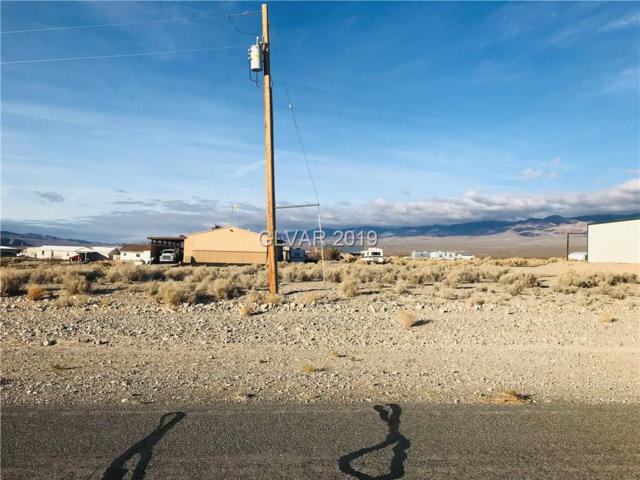 1200 E Bell Vista, Pahrump, NV 89060 (MLS #2059713) :: Trish Nash Team