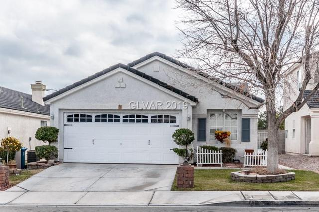 9323 W Rochelle, Las Vegas, NV 89147 (MLS #2059729) :: The Snyder Group at Keller Williams Marketplace One