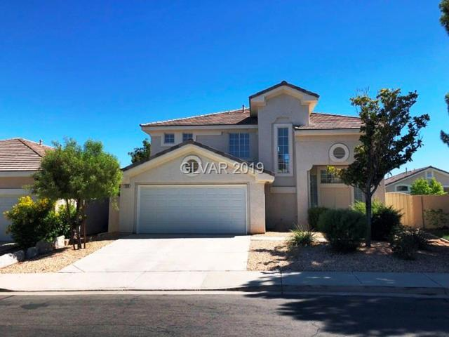 299 Horizon Pointe, Henderson, NV 89012 (MLS #2059826) :: The Snyder Group at Keller Williams Marketplace One