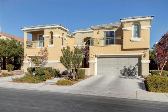 4128 Falcons Flight, North Las Vegas, NV 89084 (MLS #2059829) :: ERA Brokers Consolidated / Sherman Group