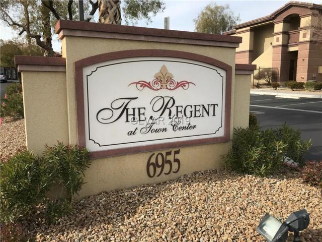 6955 Durango #1029, Las Vegas, NV 89149 (MLS #2059848) :: Vestuto Realty Group