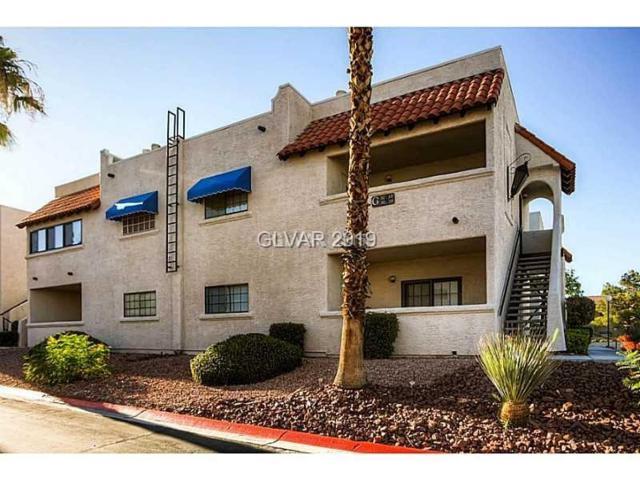 101 Luna #218, Las Vegas, NV 89145 (MLS #2059937) :: Trish Nash Team