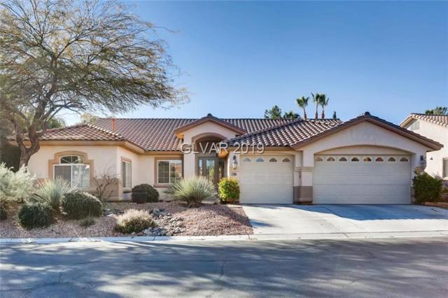5369 San Kristia, Las Vegas, NV 89141 (MLS #2060088) :: The Snyder Group at Keller Williams Marketplace One