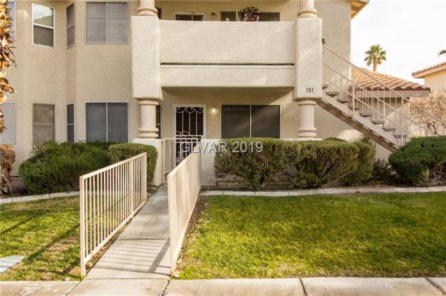 1104 Pinto Rock #101, Las Vegas, NV 89128 (MLS #2060123) :: The Snyder Group at Keller Williams Marketplace One