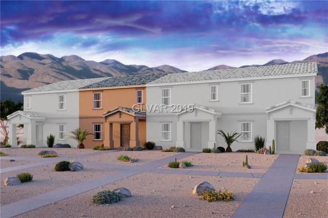 4645 Townwall Lot 432, Las Vegas, NV 89115 (MLS #2060136) :: The Snyder Group at Keller Williams Marketplace One