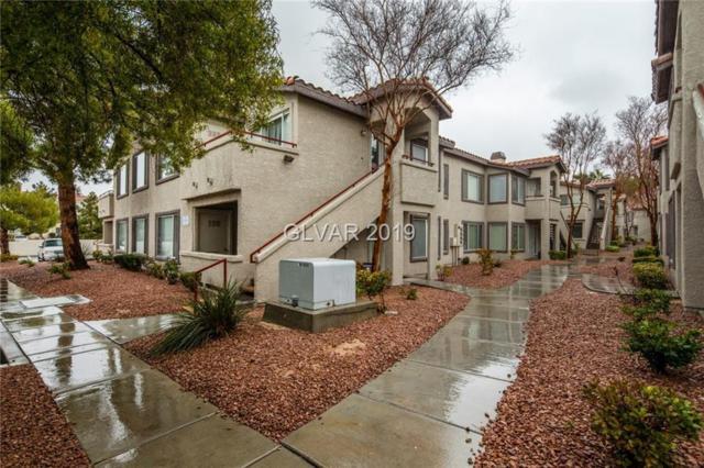 4955 Lindell #207, Las Vegas, NV 89118 (MLS #2060156) :: The Snyder Group at Keller Williams Marketplace One