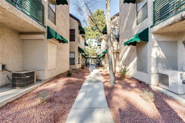 510 Elm #105, Las Vegas, NV 89169 (MLS #2060205) :: Sennes Squier Realty Group