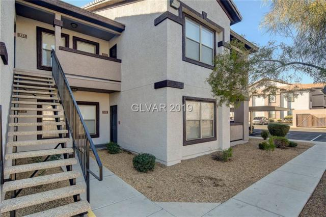 45 Maleena Mesa #311, Henderson, NV 89074 (MLS #2060268) :: The Snyder Group at Keller Williams Marketplace One