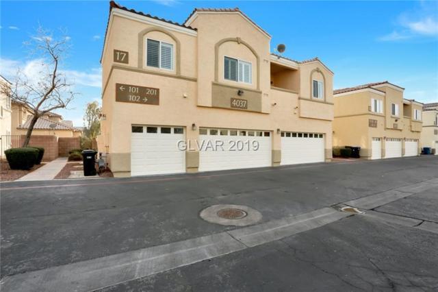 4037 Pepper Thorn #201, North Las Vegas, NV 89081 (MLS #2060293) :: ERA Brokers Consolidated / Sherman Group