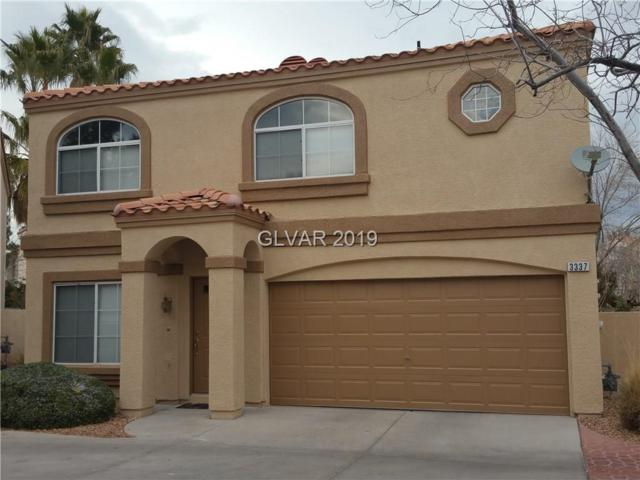 3337 Epson, Las Vegas, NV 89129 (MLS #2060297) :: The Snyder Group at Keller Williams Marketplace One