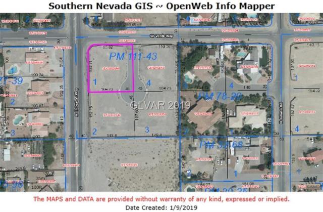 Verde Lot 1, Las Vegas, NV 89129 (MLS #2060410) :: The Snyder Group at Keller Williams Marketplace One