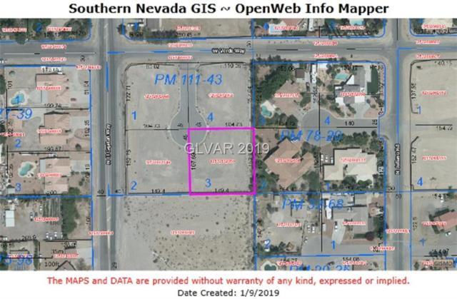 Verde Lot 3, Las Vegas, NV 89129 (MLS #2060423) :: The Snyder Group at Keller Williams Marketplace One